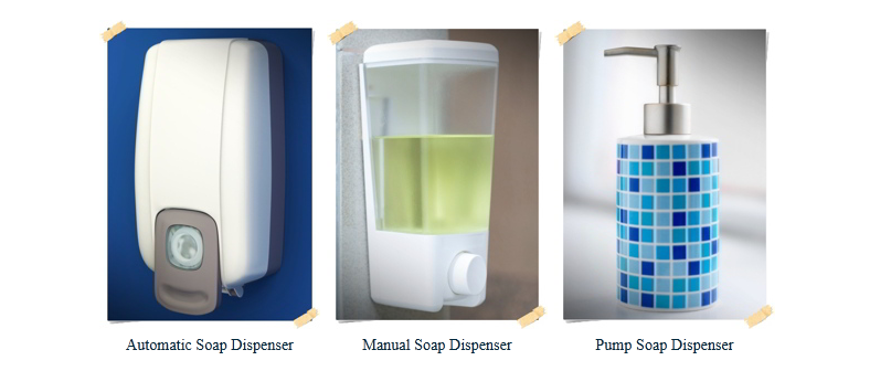What is a Kitchen Sink Soap Dispenser